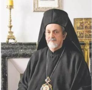 """Константинопольський митрополит: """"Вирішення українського питання є першочерговим"""""""