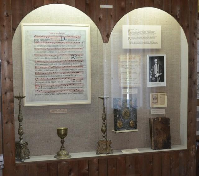 Волинський краєзнавчий музей поповнився унікальним документом – Антифонарієм Луцького домініканського монастиря XVІІ ст.