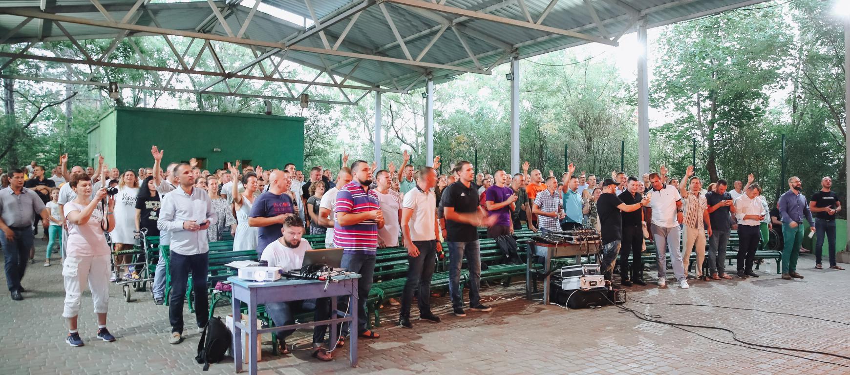 На Одещині відбулася XVII конференція Асоціації християнських центрів реабілітації