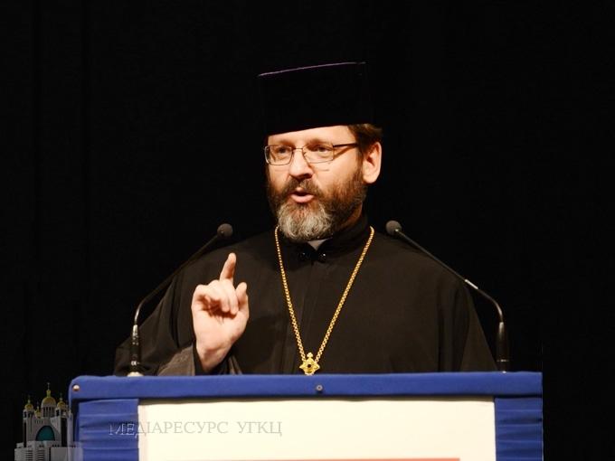 Глава УГКЦ — єпископам Європи: «Солідарність нашого народу дозволила протистояти російській агресії»