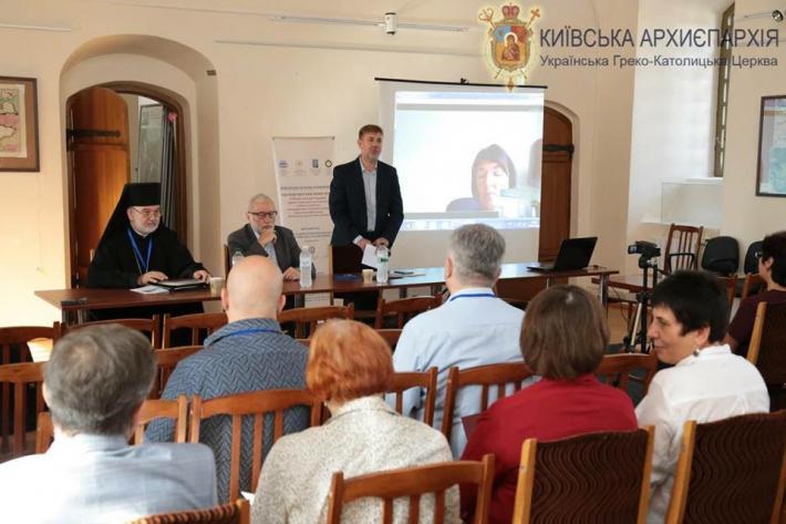 У Києві відбулася конференція «Зцілюючи рани минулого» про стосунки православної, римо-католицької, унійної та юдейської спільнот