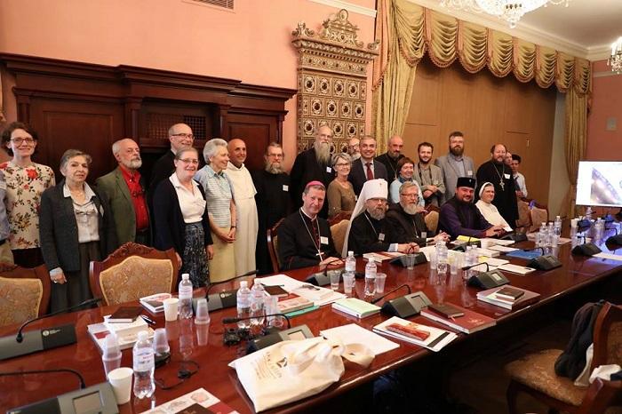 У Києві за участю православних і католицьких єпископів відбуваються XVIII міжнародні Успенські читання