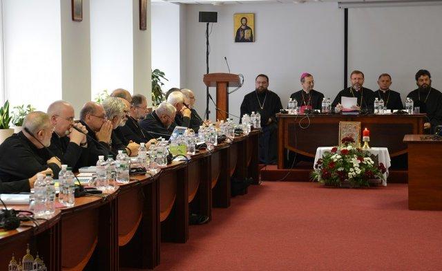 Єпископи РКЦ, УПЦ КП, УПЦ (МП) та УГКЦ об'єднуються для спільного свідчення місії Церкви