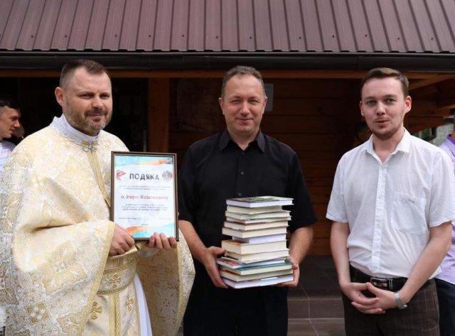 Греко-католики відкрили на Донеччині центр соціальних послуг, а на Львівщині святкували 14-річчя реабцентру для алко- і наркозалежних