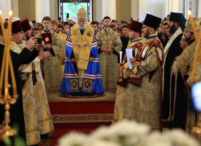 В Одессе провели первый молитвенный завтрак, принимали Александрийского патриарха и молились за Константинопольского