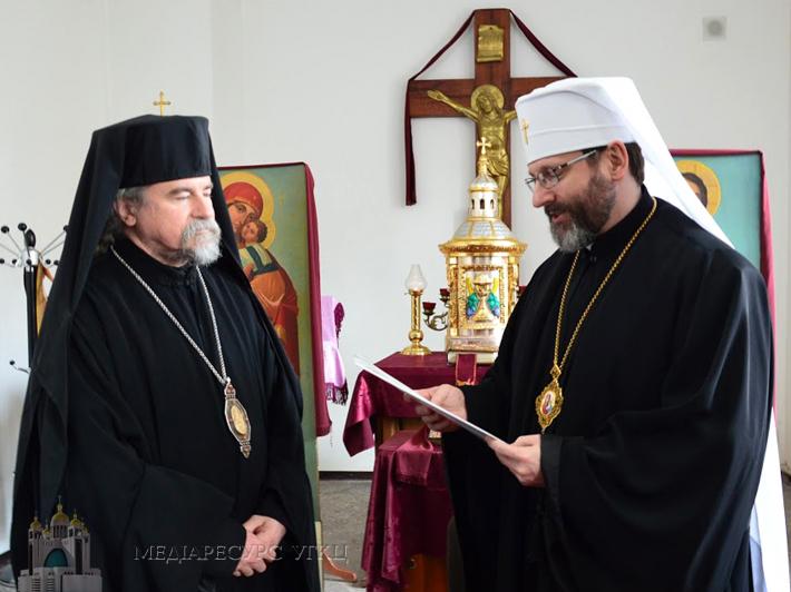 Архієпископ Харківсько-Полтавської єпархії УАПЦ (о): «Найкраще зберегла Київську традицію саме УГКЦ»