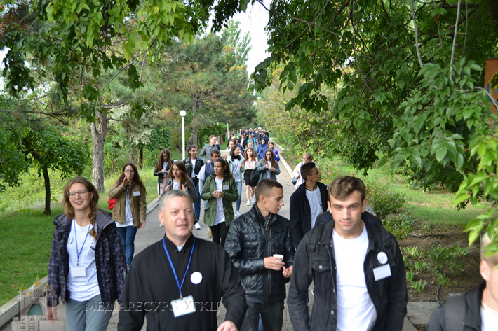 УГКЦ провела на Одещині третій з