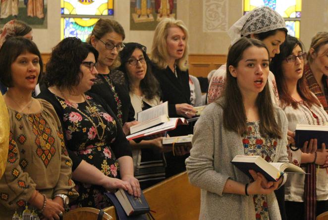 У США провели Першу конференцію церковного співу УГКЦ