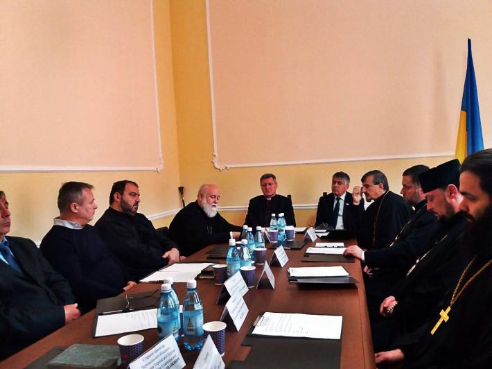 Рада Церков Чернівецької області обговорила питання автокефалії, святкування Дня Біблії та збереження міжконфесійного миру