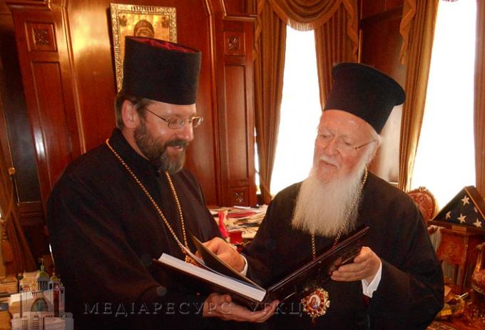 Після розриву стосунків Москви і Константинополя глава УГКЦ закликає переосмислити екуменічний діалог православних і католиків