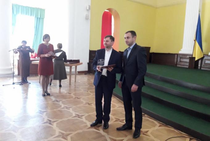 Греко-католицький «Карітас-Київ» нагороджений грамотою Київського міського голови