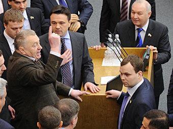 Госдума России обвинила «террористическое государство» Украину в «разрушении» РПЦ