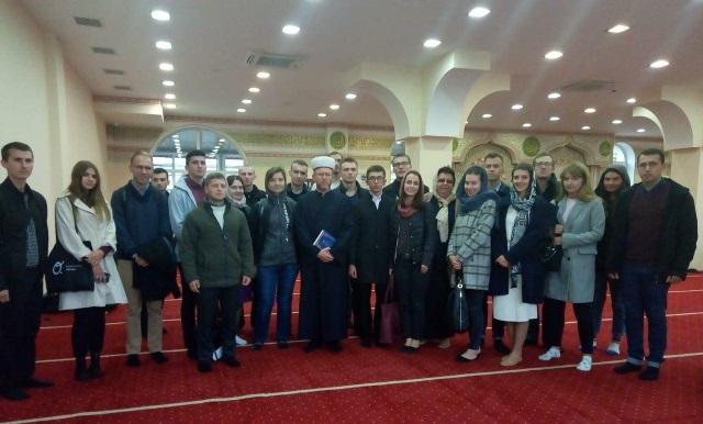 Ісламський культурний центр Києва активно співпрацює з українськими вишами