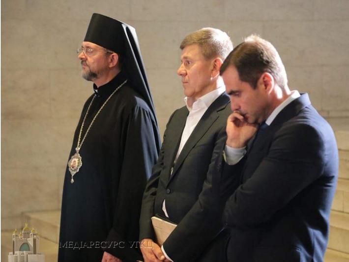Греко-католики приєдналися до виставки «Праведний шлях: українці-рятівники» про українців, які допомагали приреченим євреям