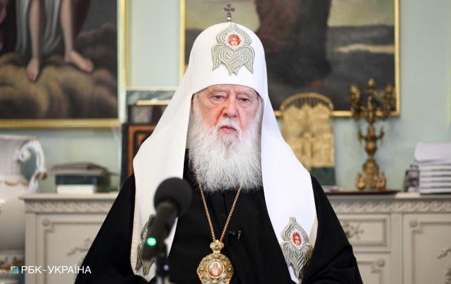 Филарет рассказал о критериях выбора главы объединенной автокефальной Церкви Украины