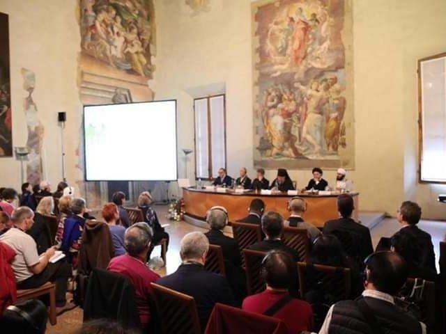 УПЦ відзначила ювілей екуменічної Спільноти святого Егідія у Італії