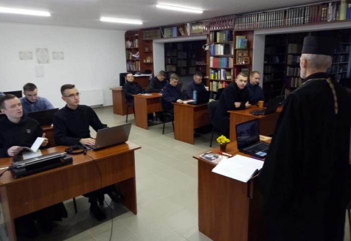 Семінаристи УГКЦ проходять практику в Київському слідчому ізоляторі