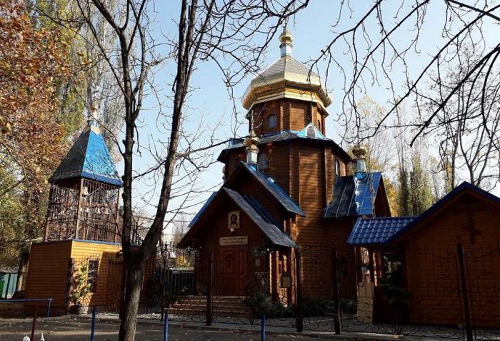 В Одесі невідомі намагалися спалити дзвіницю УПЦ