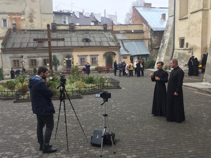 Греко-католики розпочали відеопроект для людей з вадами слуху