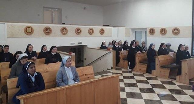У Бердичеві на конференцію зібралися настоятельки римо-католицьких монастирів і громад України