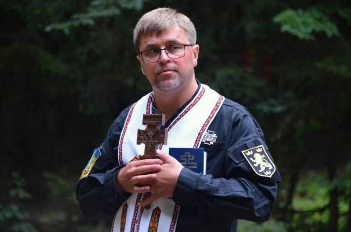 Капелан УГКЦ отримав відзнаку від президента України