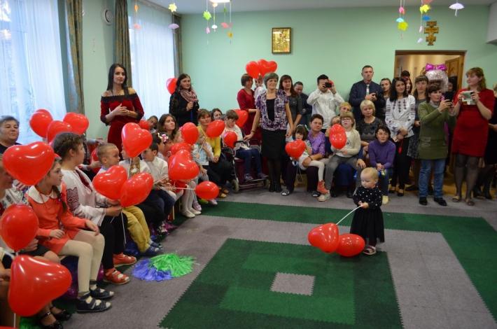 Греко-католики відкрили на Тернопільщині центр навчання і реабілітації для дітей з особливими потребами