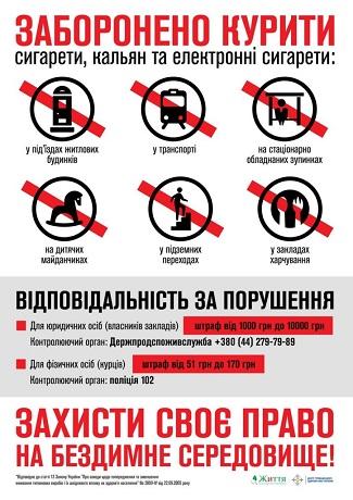 Адвентисти приєдналися до кампанії проти куріння кальяну в Україні