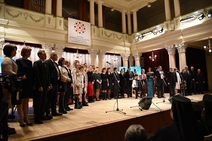 Відбулися урочистості з нагоди 100-річчя заснування державного органу України у справах релігій та національностей