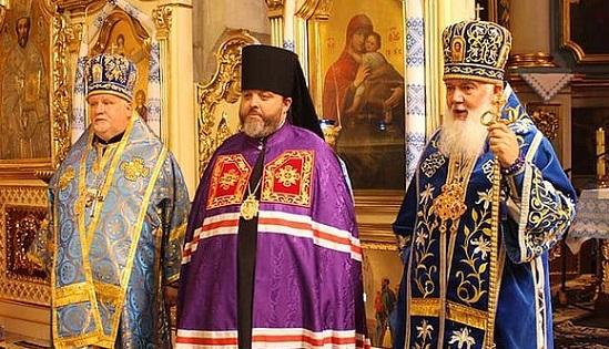 Єпископ УАПЦ закликав відновити на Закарпатті історичну ставропігію Константинопольського Патріархату