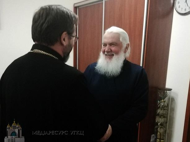 Глави УГКЦ та УАПЦ дійшли висновку, що «процеси, які ведуть до об'єднання українського православ'я не мають ставати причиною напруження»