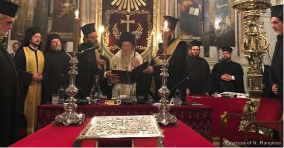 Константинополь ухвалив «Конституційну хартію Української Церкви». Об
