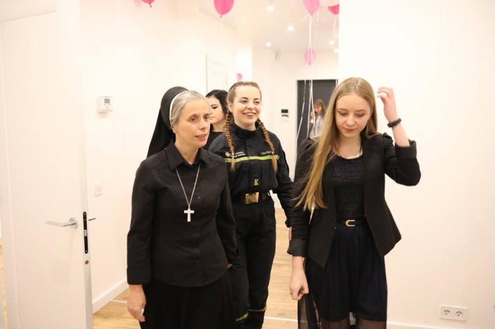 Сестра-cлужебниця УГКЦ буде опікуватися дітьми в новому будинку сімейного типу у Львові
