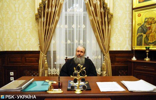 Митрополит УПЦ: война в Украине началась «по воле Турчинова»