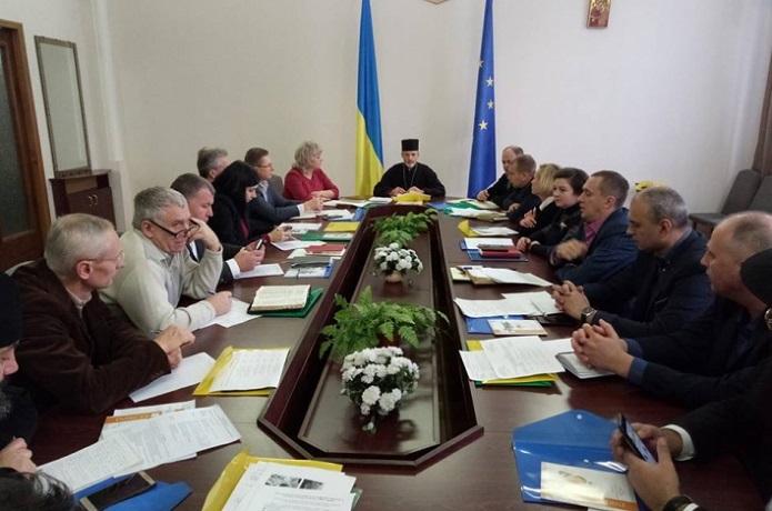 У Києві організували круглий стіл і конференцію з врегулювання душпастирського служіння у пенітенціарній системі