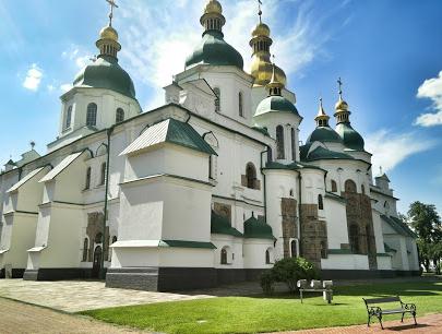 Голова парламенту розглядає Софійський собор як головне місце богослужінь об