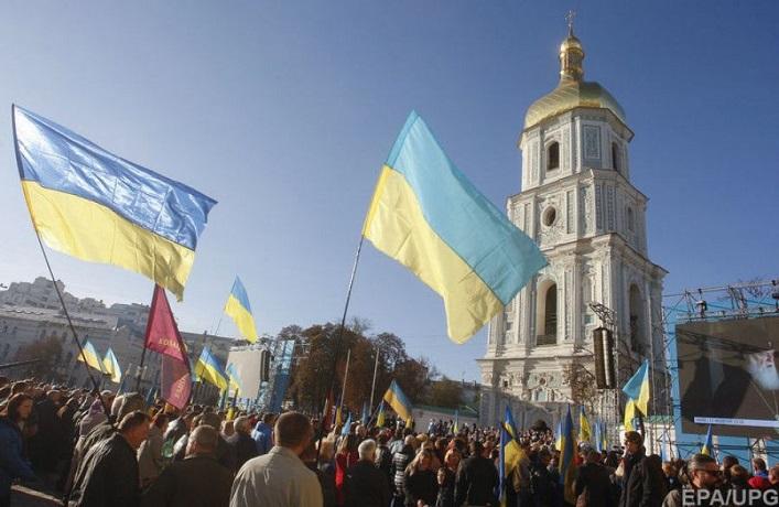 Президент анонсував об'єднавчий церковний Собор на 15 грудня