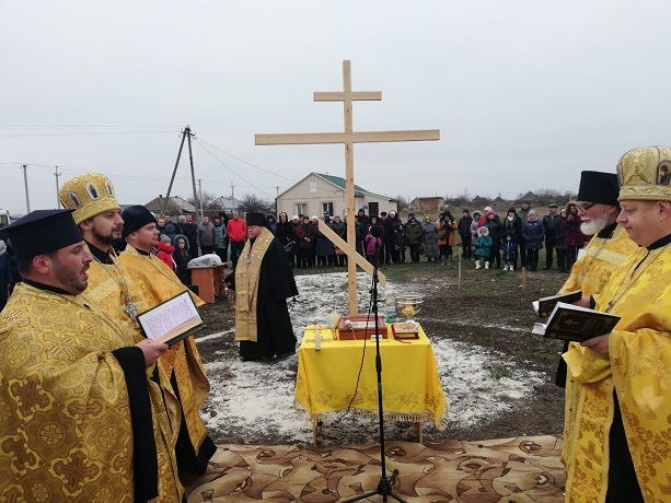 УПЦ КП відкриває храми на Запоріжжі, Житомирщині, Волині, у Кропивницькому