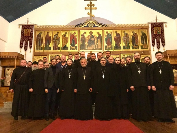 Викладачі Київських духовних шкіл УПЦ провели виїзну сесію в Німеччині