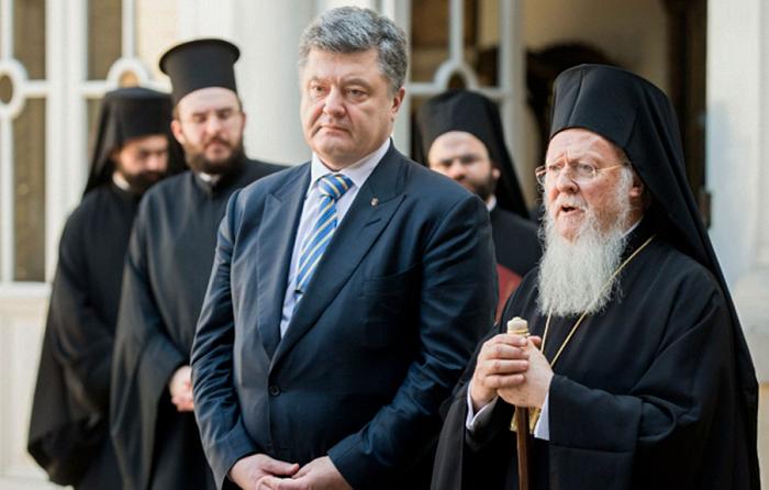 В адміністрації президента розповіли про підготовку до церковного Об'єднавчого Собору за участю Константинополя