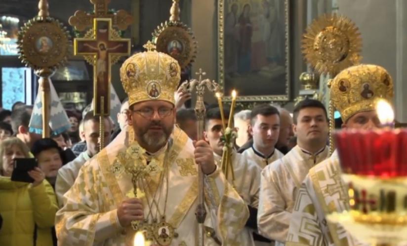 Глава УГКЦ закликав греко-католиків молитися за єдність православних українців