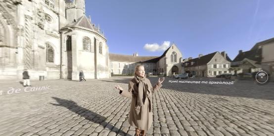 У Франції зняли відео про життєвий шлях князівни Анни Київської