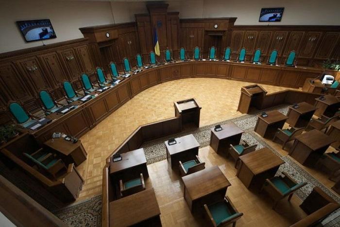 Опозиційні депутати подали до Конституційного суду скаргу на звернення президента і Верховної Ради до Вселенського патріарха щодо томосу