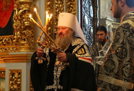 СБУ рассказала, как митрополита УПЦ пытались использовать спецслужбы РФ для срыва Объединительного Собора