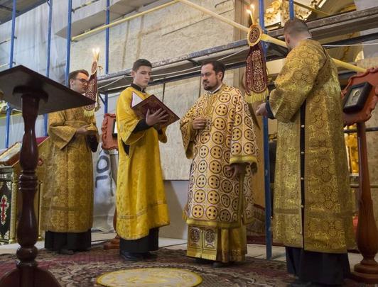 У Києві вперше молилися разом духовенство і миряни Константинополя, УПЦ (МП), УПЦ КП та УАПЦ