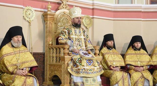 Митрополит Епіфаній розповів про перші кроки новоутвореної Православної Церкви України