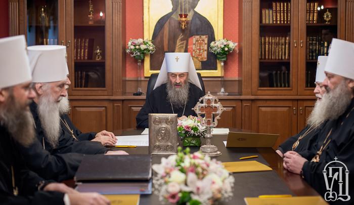 """Синод УПЦ (МП) призначив нових єпископів замість """"заборонених"""" за приєднання до Православної Церкви України"""