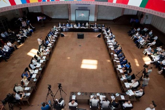 УГКЦ презентувала пам'ятку виборця на президентських виборах