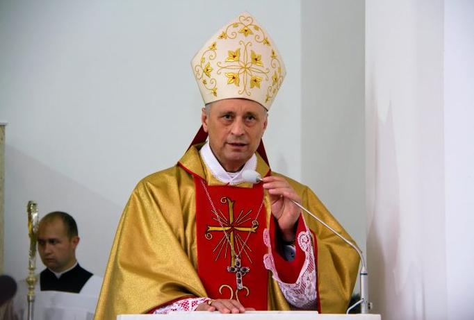 Першоієрарх католиків України привітав з обранням предстоятеля Православної Церкви України