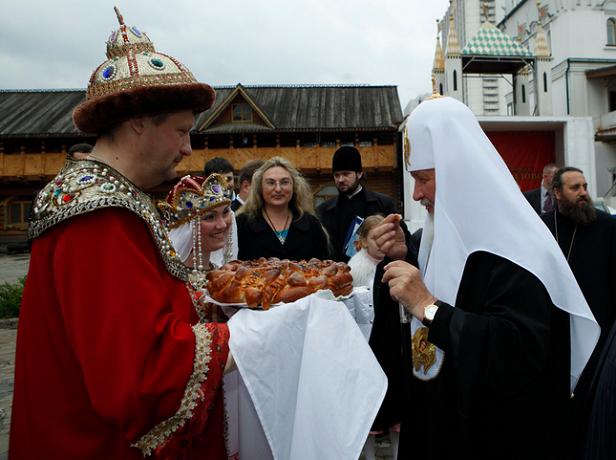Патриарх Кирилл: создание Православной Церкви Украины — «путь к погибели»