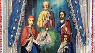 У Києві відкривається перша в Україні виставка «борисівських» ікон